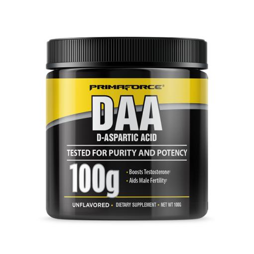 Primaforce - DAA D-Aspartic Acid 100g