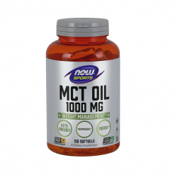 NOW - MCT Oils 1000mg - 150gels