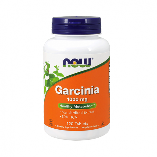 NOW - Garcinia 1000mg - 120tabs