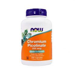 NOW - Chromium Picolinate 250caps