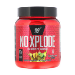 NO Xplode Pre WOrkout by BSN 30 Servings