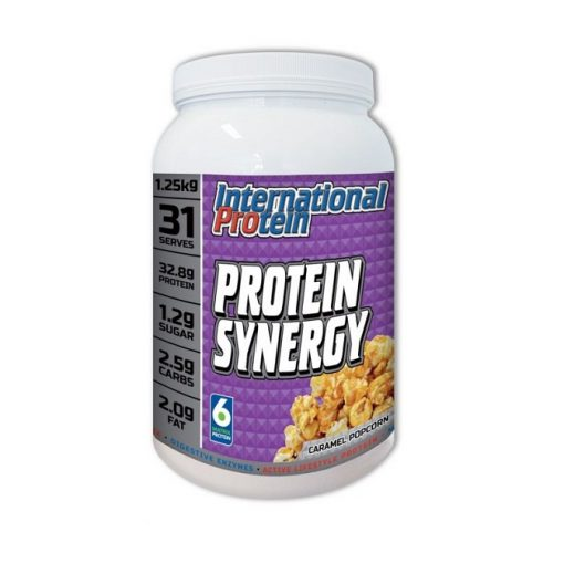International - Protein Synergy 5 1.25kg