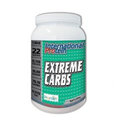 International - Extreme Carbs 1.8kg - Unflavoured