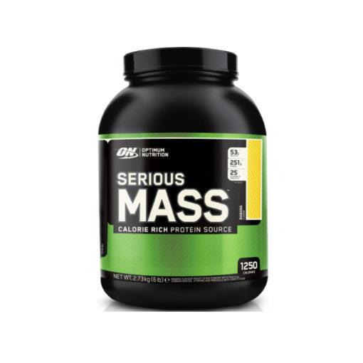 Serious Mass by Optimum Nutrition 2.7kg