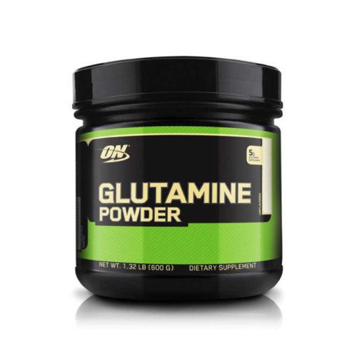 Glutamine Powder 600g by Optimum Nutrition