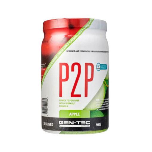 P2P By Gen Tec 30 Servings