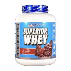 Superior Whey International Protein 2.27kg
