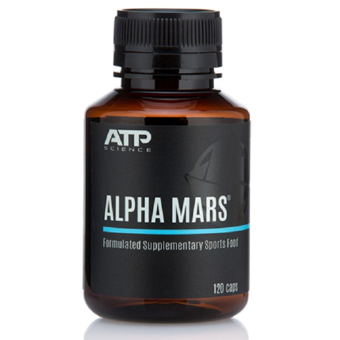 ATP Science - Alpha Mars 120caps