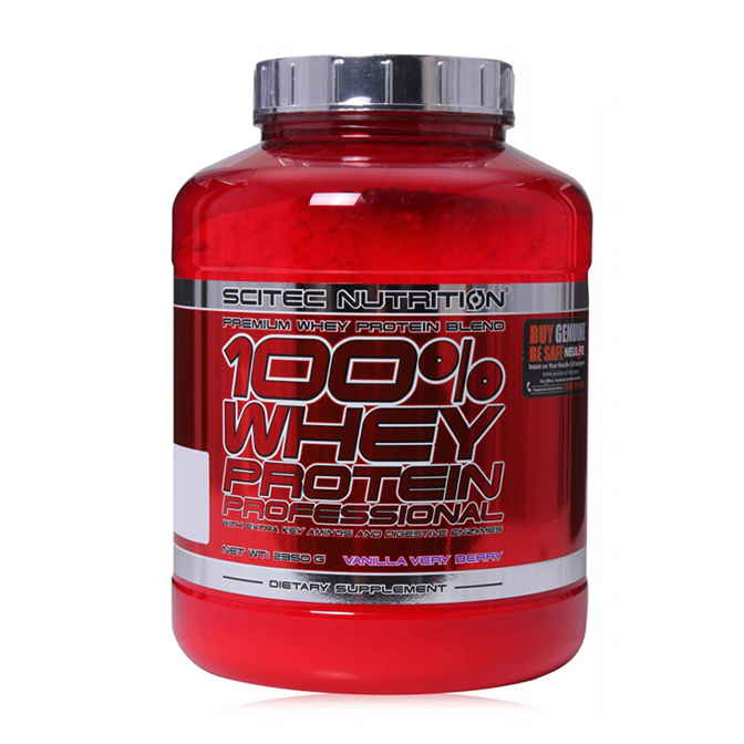 SCITEC – 100 Whey Protein – 2.35kg