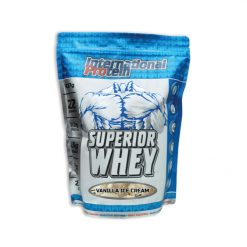 Superior Whey 907g by International protein