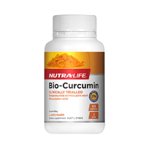 NutraLife - Bioactive Curcumin - 60 capsules