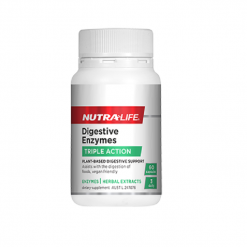 NutraLife - Digestive Enzymes - 60 capsules