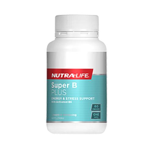 NutraLife - Super B Plus - 60 capsules