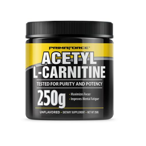 Primaforce - Acetyl L-Carnitine (ALCAR) 250g