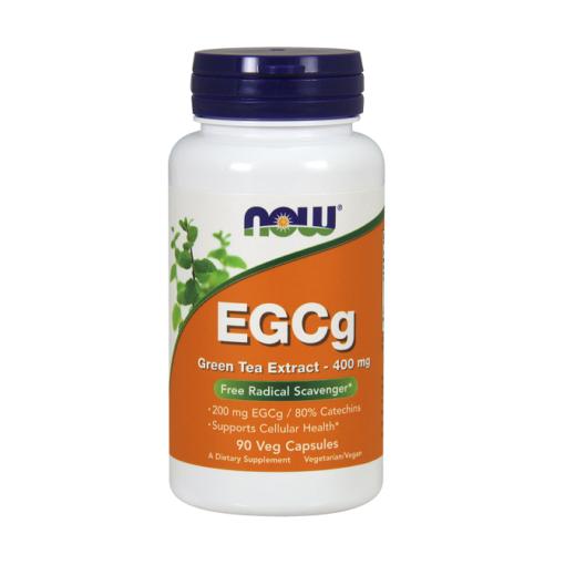 NOW - EGCG Green Tea Extract - 90 capsules