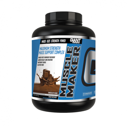 Giant Sports - Muscle Maker 2.72kg (6lb)