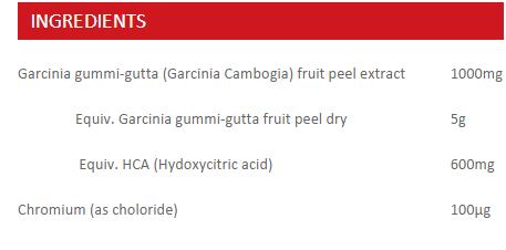 NutraLife – Garcinia Cambogia 5000 Plus – 100capsules