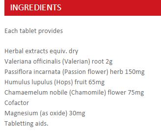 NutraLife-Valerian-2000-60-tablets