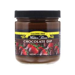 Walden Farms Chocolate Dip Guilt Free