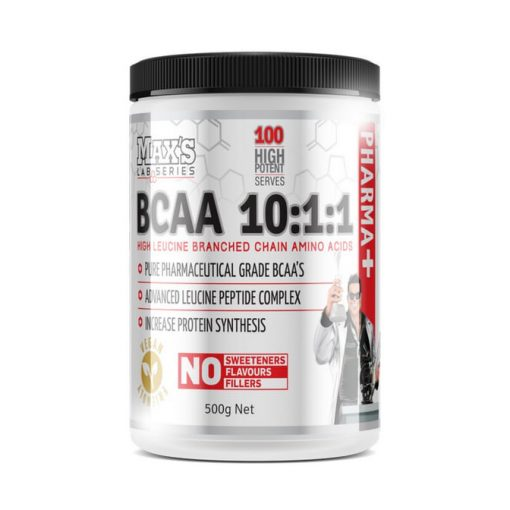 Branched Chain Amino Acids 10 1 1 ratio by Max