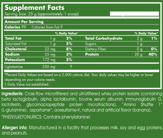 Scitec - 100% Whey Isolate 2kg | House of Supplements Australia