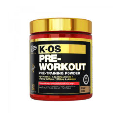 KOS Pre workout 30 Servings by Body Science