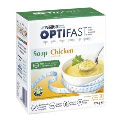 Nestle Optifast Chicken Soup Meal Replacement 482g