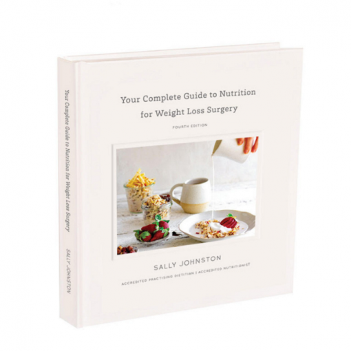 Nutrition Guide for Weight Loss Surgery Fourth Edition Recipe Book