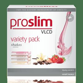 Proslim Shake Variety Pack 10 pk