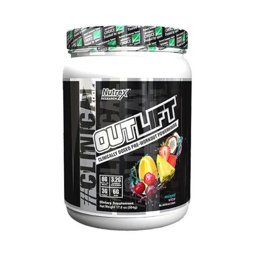 Nutrex - Outlift 30 servings
