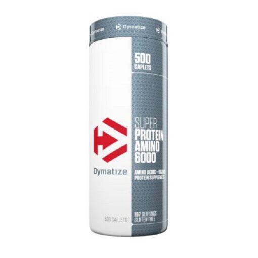 Dymatize - Super Amino 6000 - 500 capsules