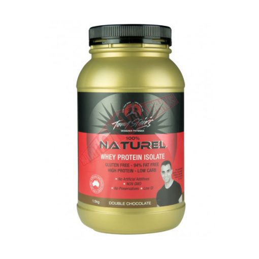 Whey Protein Isolate 1.5kg by Designer Physiques