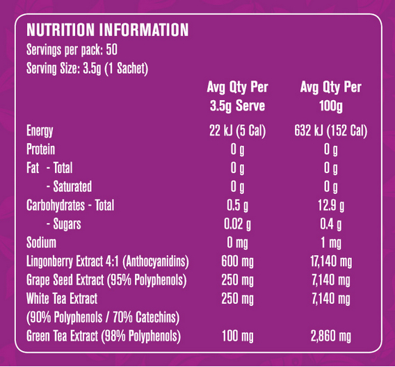 vi-tea-nutritionals