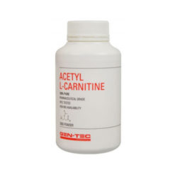 Acetyl L Carnitine by Gen Tec 500g powder