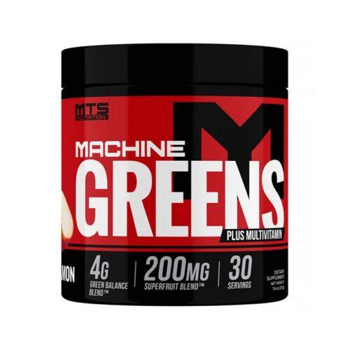 MTS - Machine Greens + Multi - 30 Serves