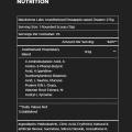 Blackstone Labs – Anesthetized 25servings info
