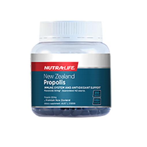 NutraLife - NZ Propolis - 250 capsules