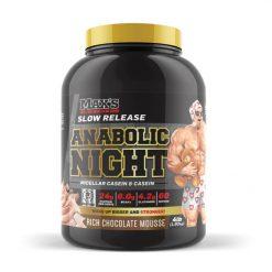 Anabolic Night Casein Protein by Maxs 1.8kg