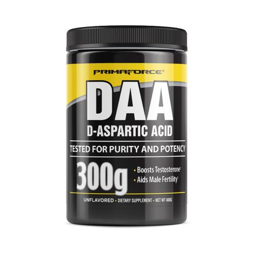Primaforce - DAA D-Aspartic Acid 300g