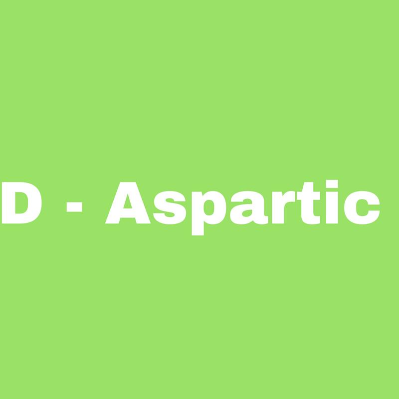 D-aspartic