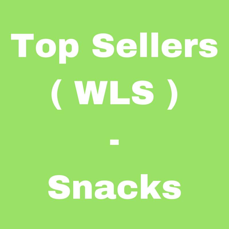 Top Sellers (WLS) - SNACKS