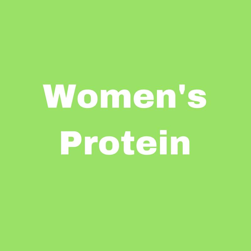Women's Protein