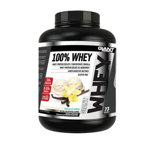 Giant Sports - 100% Whey 2.26kg