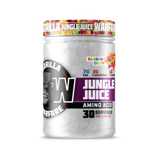 Jungle Juice Aminos 30 Servings by Gorilla Warfare