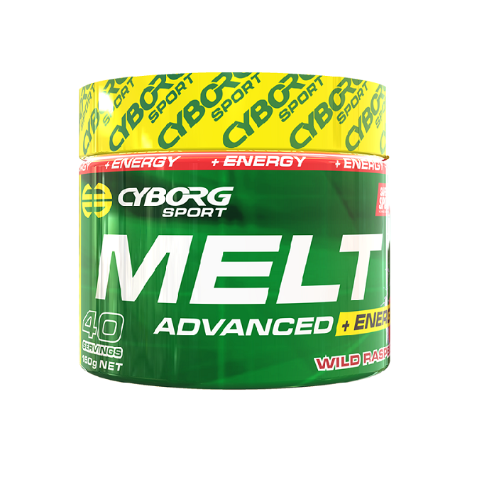 Cyborg Sport Melt Advanced 40 serves