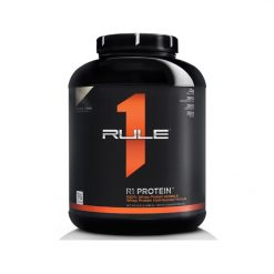 Whey Protein Isolate 5lb by Rule 1 Protein