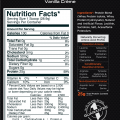 Rule 1 ISO nutritional facts