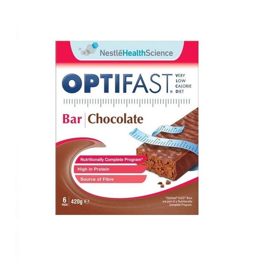 Vlcd Nestle Optifast Bar X 6bars