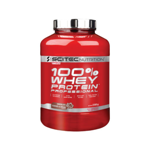 100% Whey 2.35kg by Scitec Nutrition