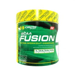 Branched chain amino acid fusion by cyborg sports 60 servings